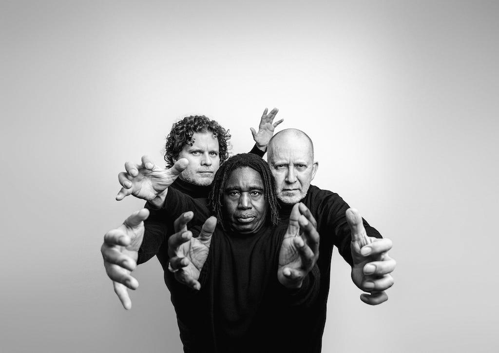 Trio Reijseger Fraanje Sylla