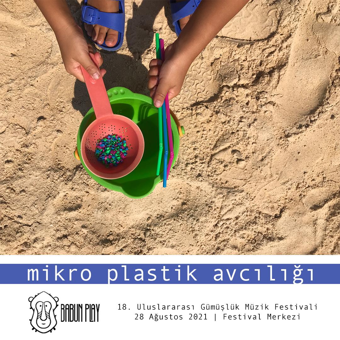 Mikroplastik Avcılığı Atölyesi